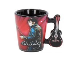 Elvis Presley Espresso Mug Elvis '68