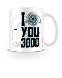 Avengers: Endgame Mug - I Love You 3000