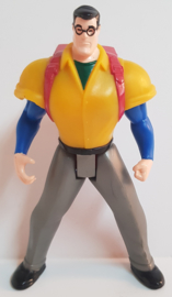 Superman The Animated Series - Mission Masters - Quick Change Superman