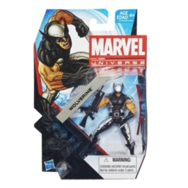 Marvel Universe Wolverine X-Force