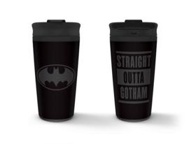 Batman Travel Mug - Straight Outta Gotham