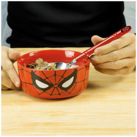 Spiderman Breakfast Set