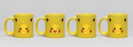 Pokemon Mini Mug Set - Pikachu