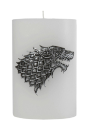 Game of Thrones XXL Candle House Stark 15x 10 cm