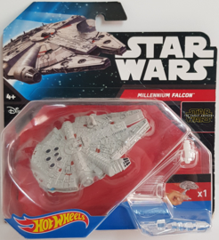 Star Wars Hot Wheels - Millennium Falcon