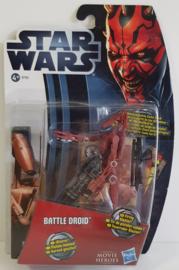 Star Wars - Movie Heroes - Battle Droid