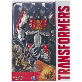 Transformers Slog Geel / Rood AOE