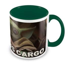 Star Wars The Mandalorian - Mug Precious Cargo