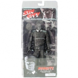Sin City Manute Zwart-Wit