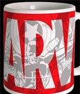 Marvel Comics Mug - Big Logo