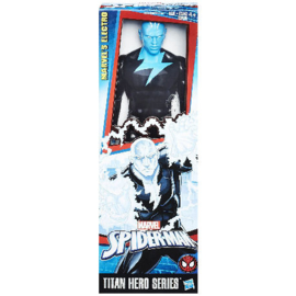 Electro Titan Heroes