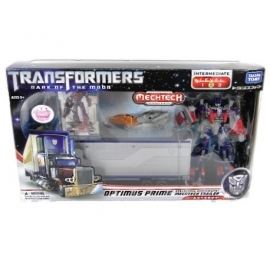Transformers Optimus Prime Trailer