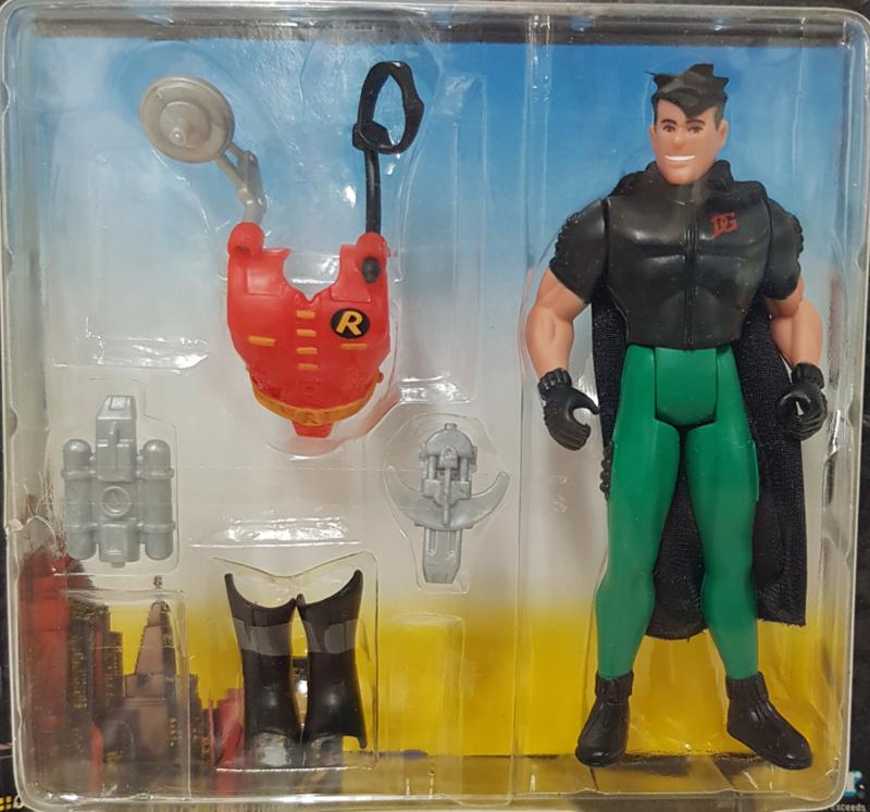 Batman The Animated Series - Dick Grayson/Robin