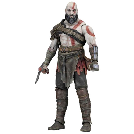 God of War 2018 Kratos