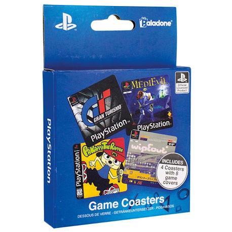 Playstation Game Onderzetters