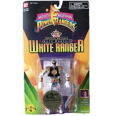 Power Rangers Special Edition Auto Morphin Wit