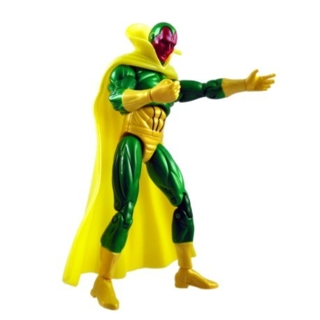 Marvel Universe Vision Originele Kleuren