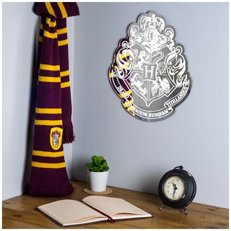 Harry Potter Hogwarts Crest Spiegel
