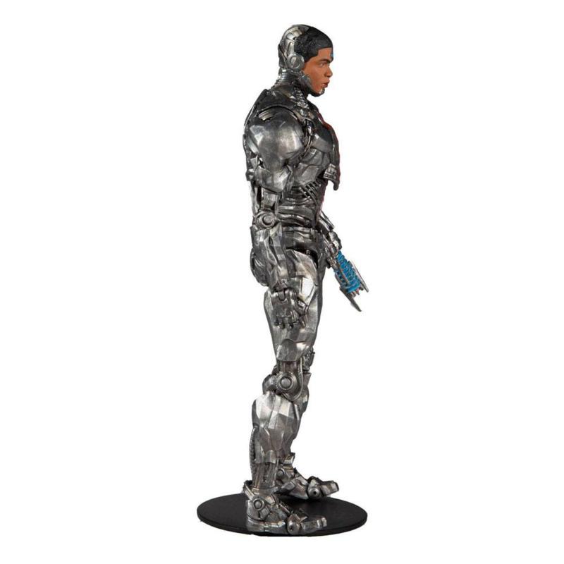 DC Justice League Cyborg 18 cm