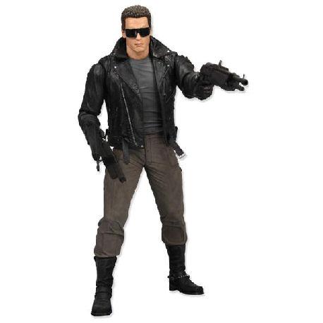 Terminator T-800 Police Station Assault