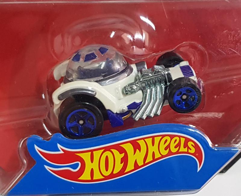 Star Wars Hot Wheels - R2-D2