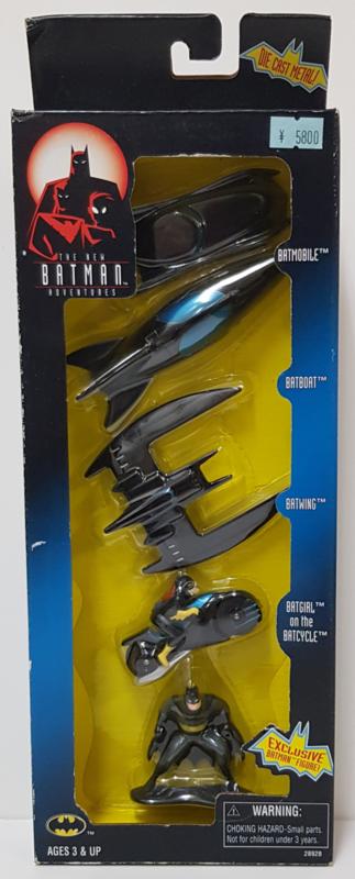 The new Batman adventures - Die-cast gift set
