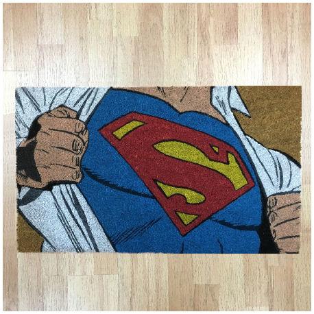 Superman Clark Kent Deurmat