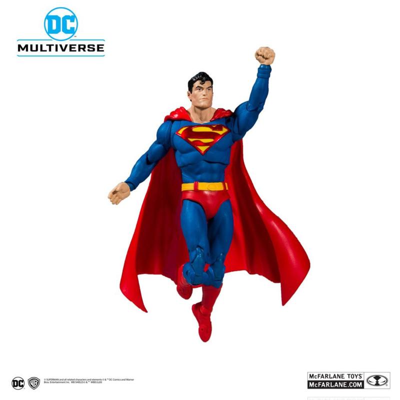 DC Rebirth Superman 18 cm