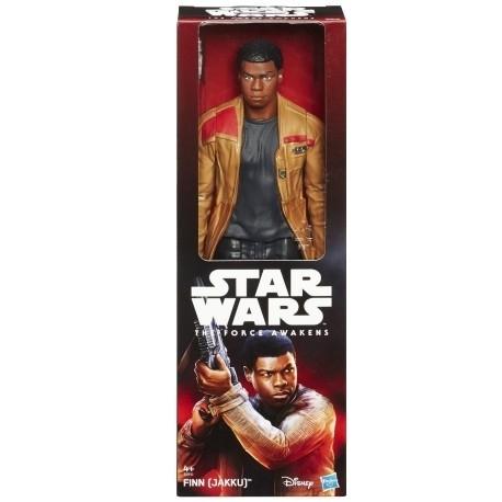 Star Wars Finn Jakku Titan Heroes