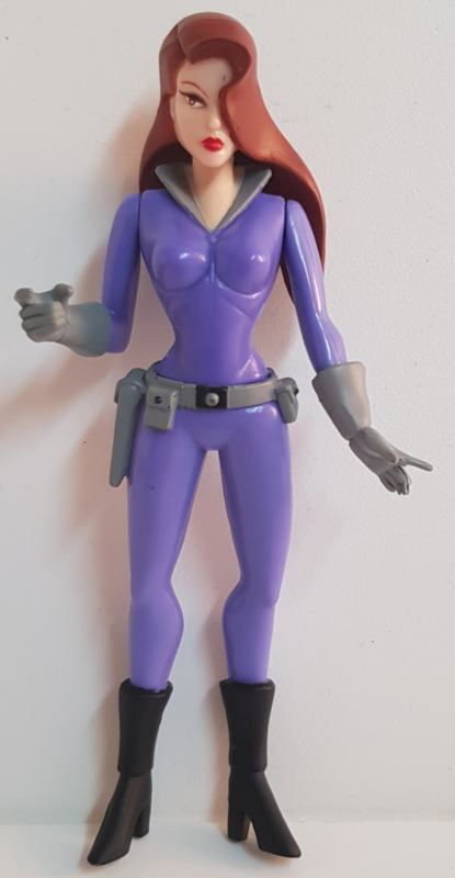 Batman The Animated Series -  Girls of Gotham City - Talia