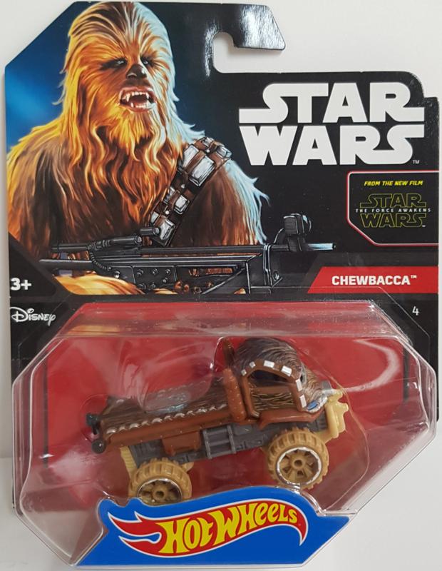 Star Wars Hot Wheels - Chewbacca