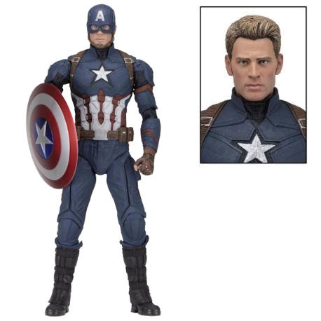 Captain America Civil War 45 cm Schaalmodel