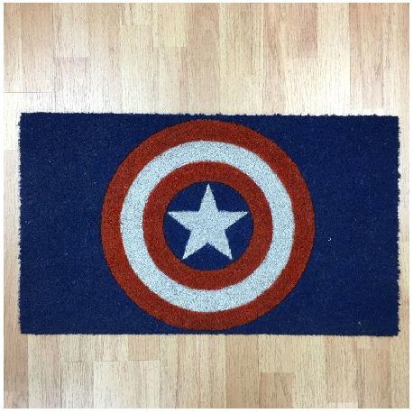 Captain America Deurmat