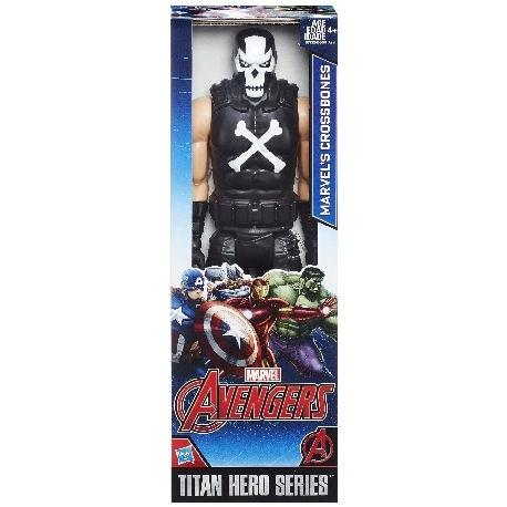 Crossbones Titan Heroes