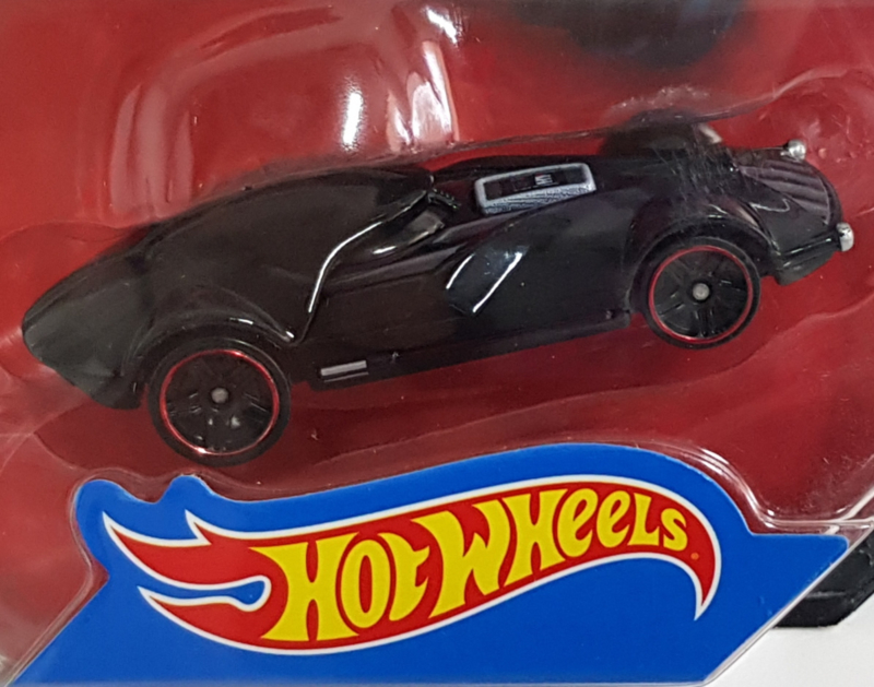 Star Wars Hot Wheels - Darth Vader