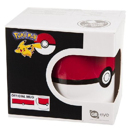 Pokemon Pokeball Mok
