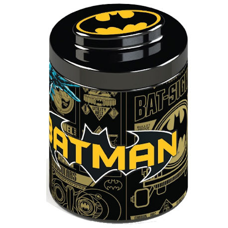 Batman Printed Cookie Jar