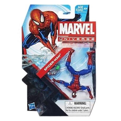 Marvel Universe Spiderman Rood / Blauw