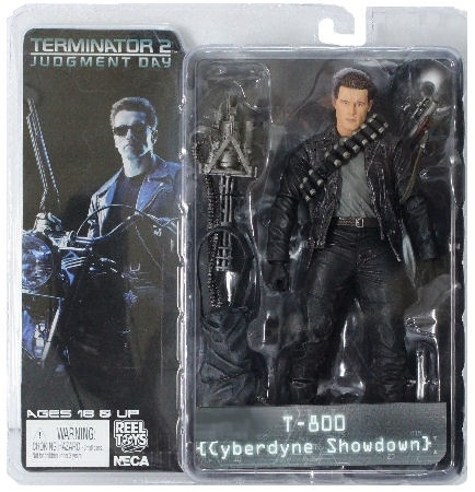 Terminator 2 T-800 Cyberdyne Showdown