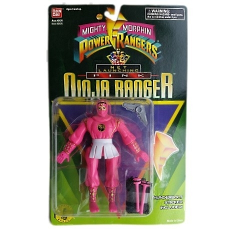 Power Rangers Ninja Roze