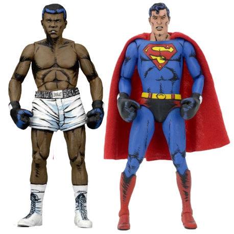 Superman vs Muhammad Ali 2-pack