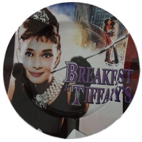 Audrey Hepburn Breakfast At Tiffany's Asbak