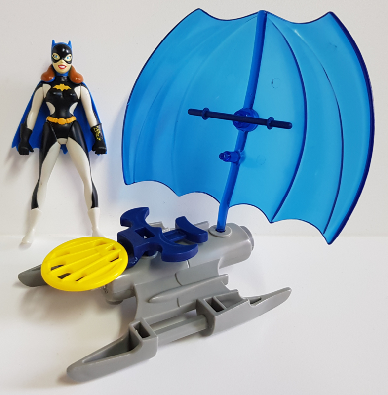 Batman The Animated Series - D.U.O. Force - Wind Blitz Batgirl