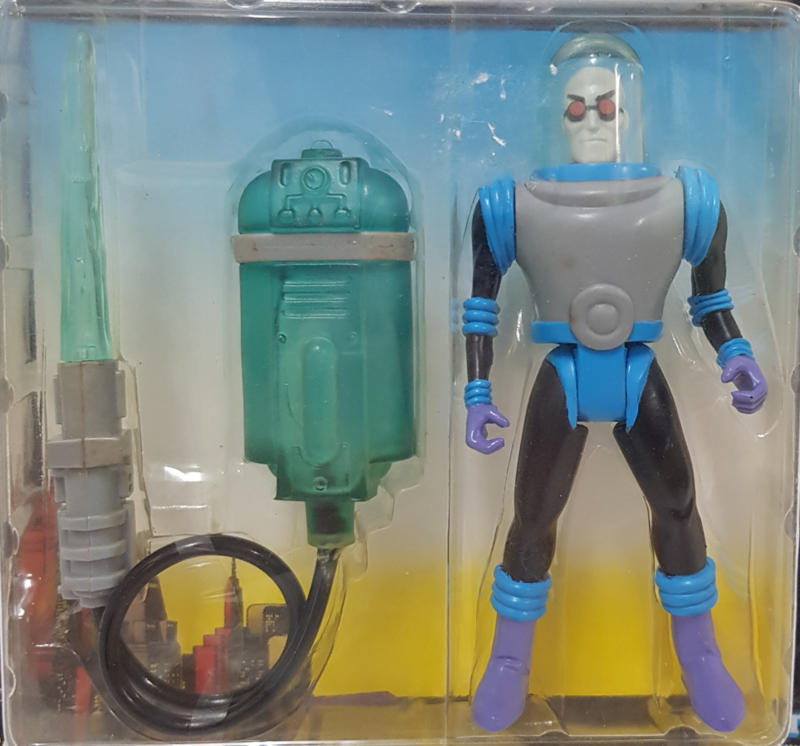 Batman The Animated Series - Mr. Freeze