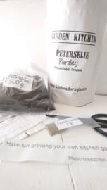 Garden Kitchen - Peterselie