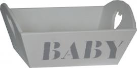"""Dienblad """"Baby"""""""