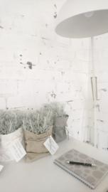 Paper plantbag grijs