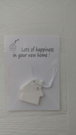 Little Cards - New Home