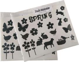 Silhouetjes - Spring 2vel