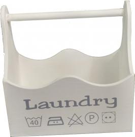 Oversized knijperbak Laundry